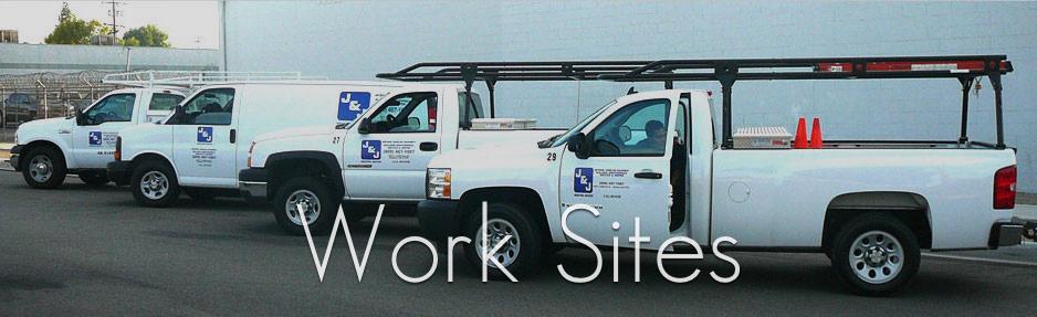Work Sites